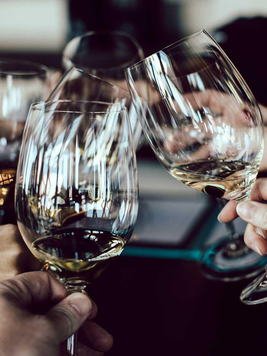 Degustation vins