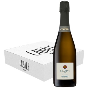 box cabale 2 pers champagne marguet shaman 17