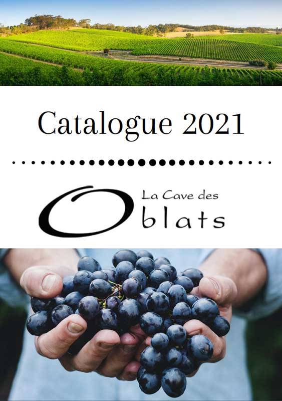catalogue vins 2021