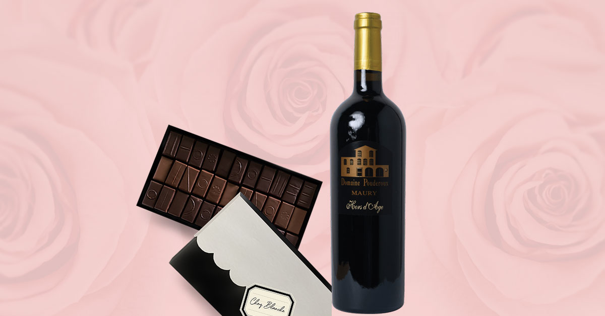saint valentin chocolat maury