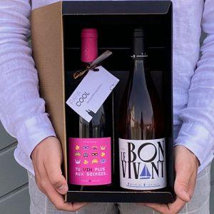 box vin papa cool